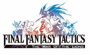 Final Fantasy Tactics TWotL logo