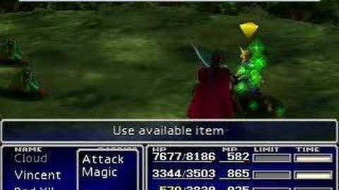 Final Fantasy VII Lucky 7