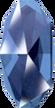 Große Substanz blau