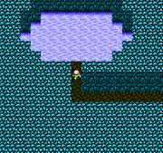 Unterirdischer See FFIII NES