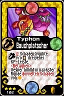 122 Typhoon Bauchplatscher Pop-Up