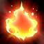 Feuer (Zauber) Icon FFXIV