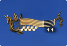 Liedbalken Hymne der Krieger FFXIV
