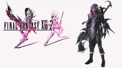 Final Fantasy XIII-2 OST - Caius's Theme