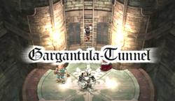 Gargantula-Tunnel