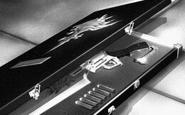 Gunblade Squall VIII