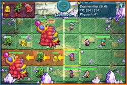 Crystal Defenders Vanguard Storm Spielmechanik