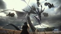 Final Fantasy XV Leviathan