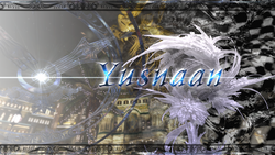 Yusnaan Logo