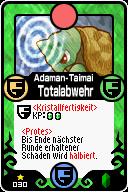 030 Adaman-Taimai Totalabwehr Pop-Up