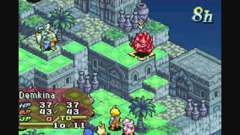 Final Fantasy Tactics Advance - Trailer