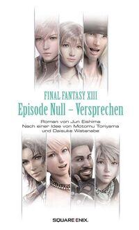 FF XIII Episode Null -Versprechen- Cover
