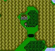 Schloss Goldor FFIII NES