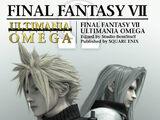 Final Fantasy VII Ultimania Omega