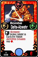 008 Bombe Delta-Abwehr Pop-Up