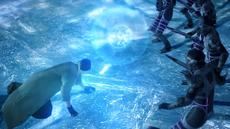 Snow beschwört Shiva
