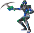 Esthar-Soldat Terminator FFVIII