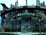 Akademie des roten Peristylium