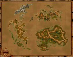 Weltkarte FFIX