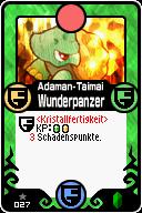 027 Adaman-Taimai Wunderpanzer Pop-Up