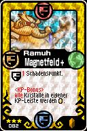 082 Ramuh Magnetfeld+ Pop-Up