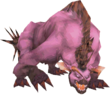 Behemoth-König FFIII 3D