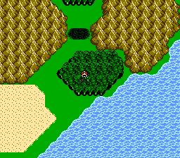 Chocobo Wald FFIII NES5