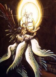 Retter-Sephiroth Artwork