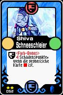 052 Shiva Schneeschleier Pop-Up