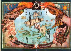 Karte Spira FFX