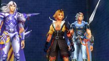 FileTidus Cecil Firion dissidia
