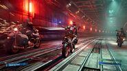 Cloud Wedge Jesse Motorrad FF7R