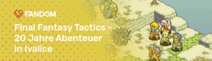 Blog Header 20 Jahre Final Fantasy Tactics