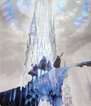 Kristallturm Artwork
