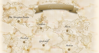 Karte Luxendarc BD