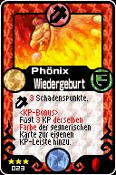 023 Phönix Wiedergeburt Pop-Up