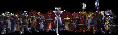 Ritter der Runde Final Fantasy VII