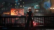 Stamp Werbung für Buch 3 Final Fantasy VII Remake