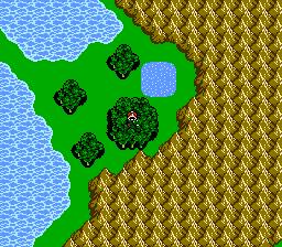 Chocobo Wald FFIII NES8