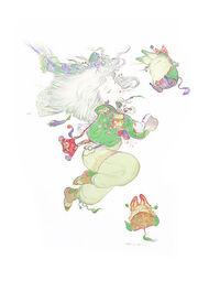 Artwork von Eiko und Mogu