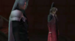 Genesis bittet Sephiroth um Hilfe