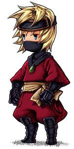 Ingus Ninja FFIII