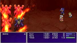 Feuer FFIV PSP