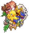 Chocobo Tales Artwork
