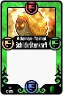 025 Adaman-Taimai Schildkrötenkraft Pop-Up