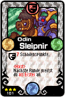 101 Odin Sleipnir Pop-Up
