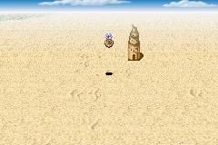 Yanikurm-Wüste