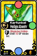077 Karfunkel Heilige Abwehr Pop-Up