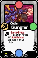 099 Odin Gungnir Pop-Up