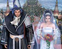 Yunas-Hochzeit